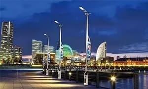 户外LED显示屏面临挑战,城市景观亮化成行业新的着力点
