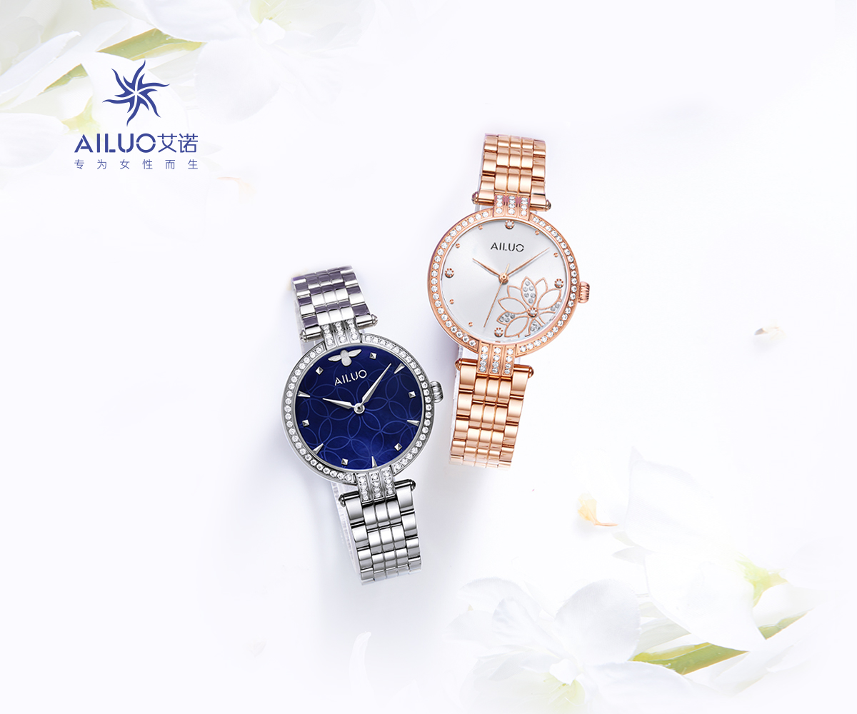 AILUO艾诺品牌全新升级亮相中国国际钟表展