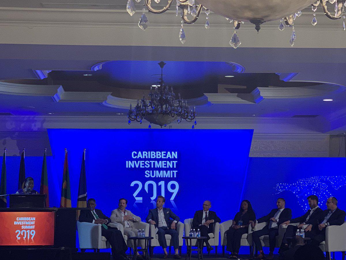 加勒比投资峰会热烈庆祝圣基茨和尼维斯投资移民项目35周年
