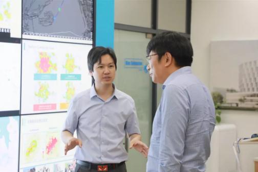 每日互动与中国旅游研究院深入交流文旅大数据应用