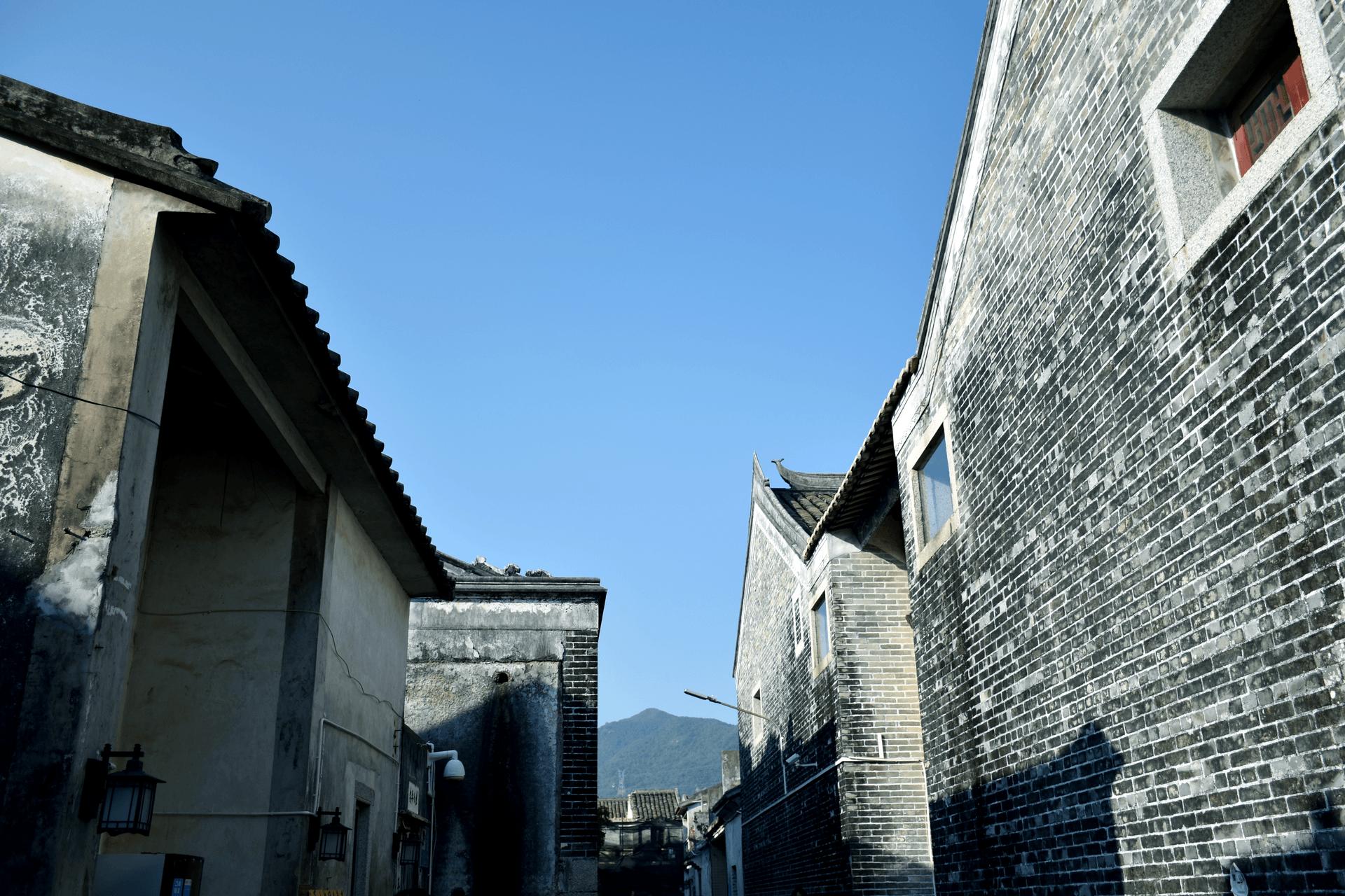 深圳有一座600多年的古城,免费开放游客却不多