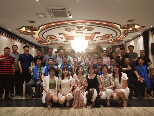 长春市个体劳动者私营企业协会第七次部长办公会议