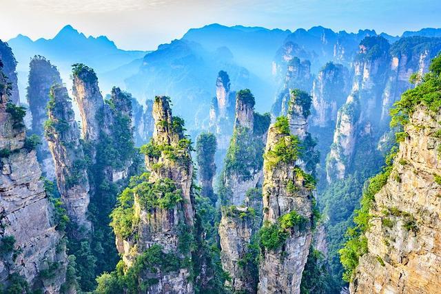 中国最顶级的旅游景点,每个都闻名世界,你去过的有几个?