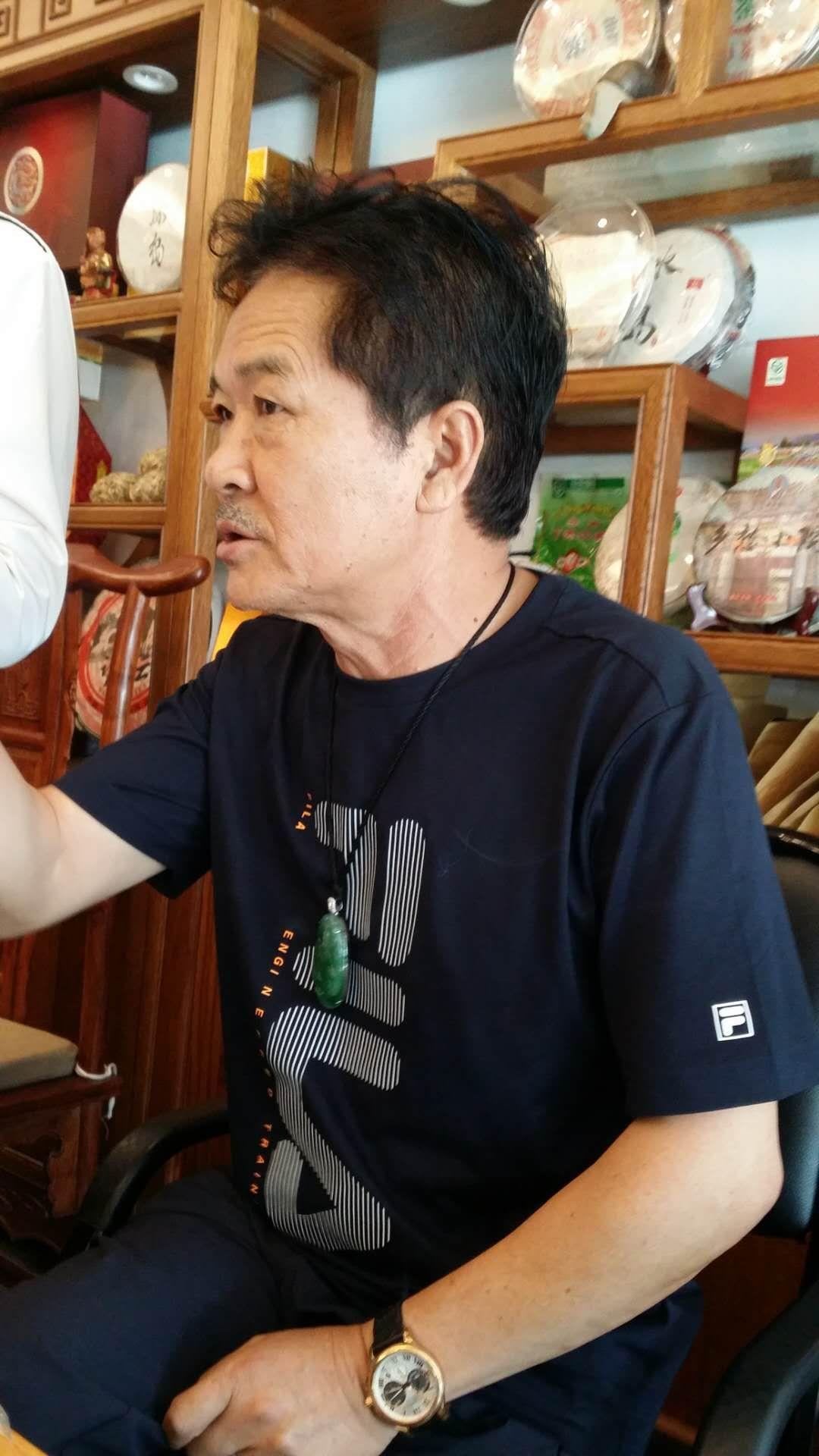 """点赞""""海韵珠宝""""杨高云收藏的国宝""""云南福星""""——""""阿嵯耶观音"""""""