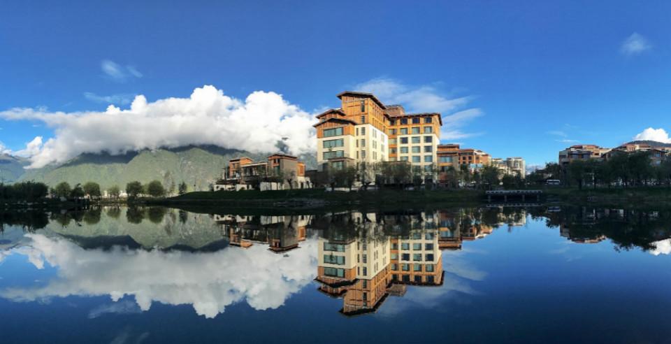 筑梦林芝汀樾开元酒店,畅游川藏线上的雪域江南