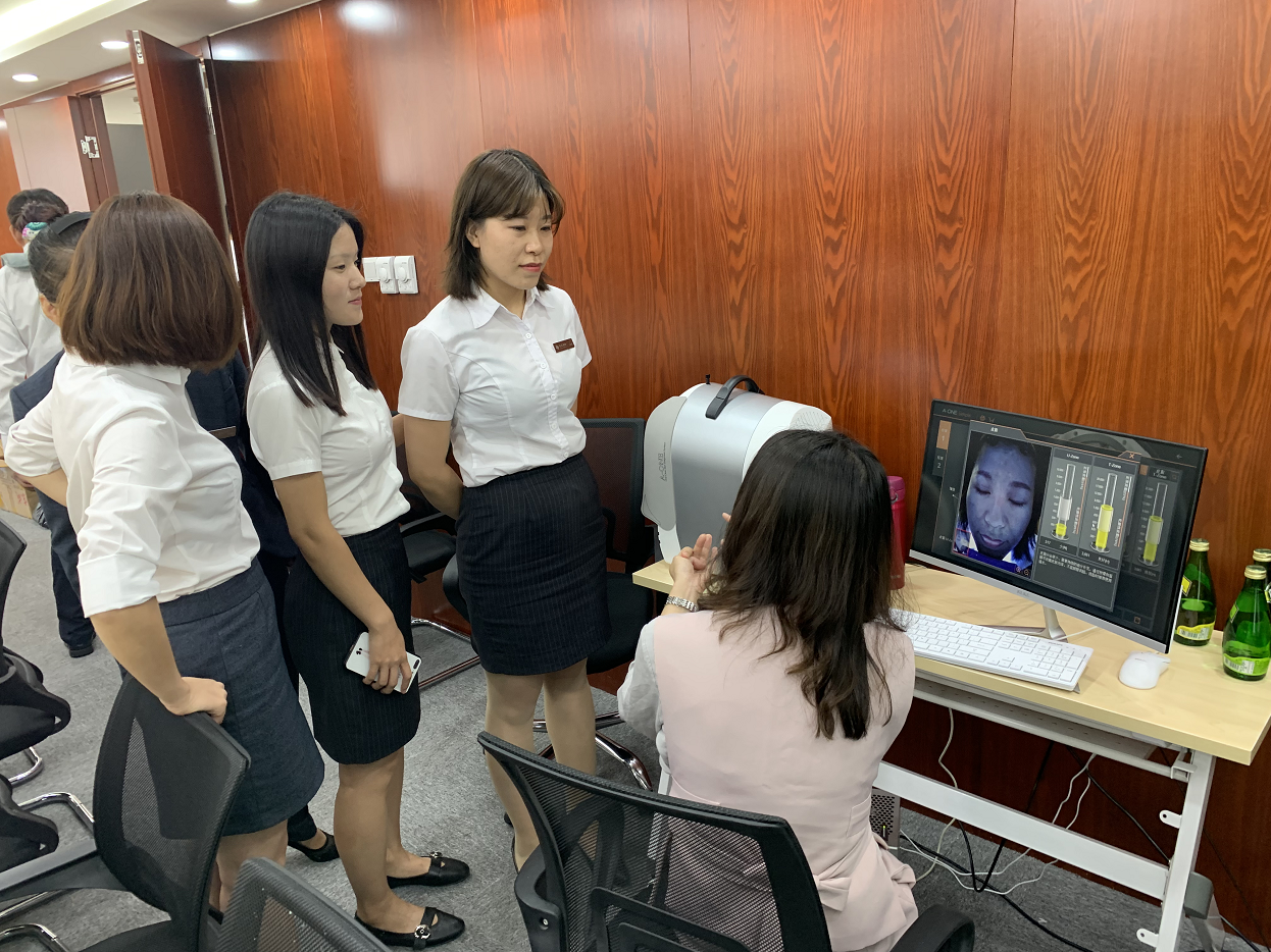 企业护肤分享第一站——佳凡鸿坤集团