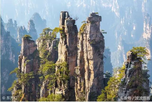 湖南这五大旅游景点,是你可以带孩子去感受的