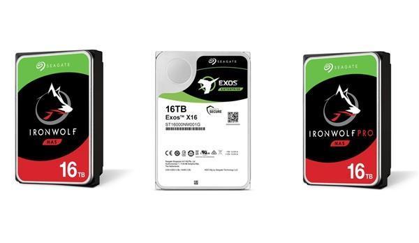希捷16TB硬盘上市:速度堪比SSD 售价将近5000元的照片 - 2