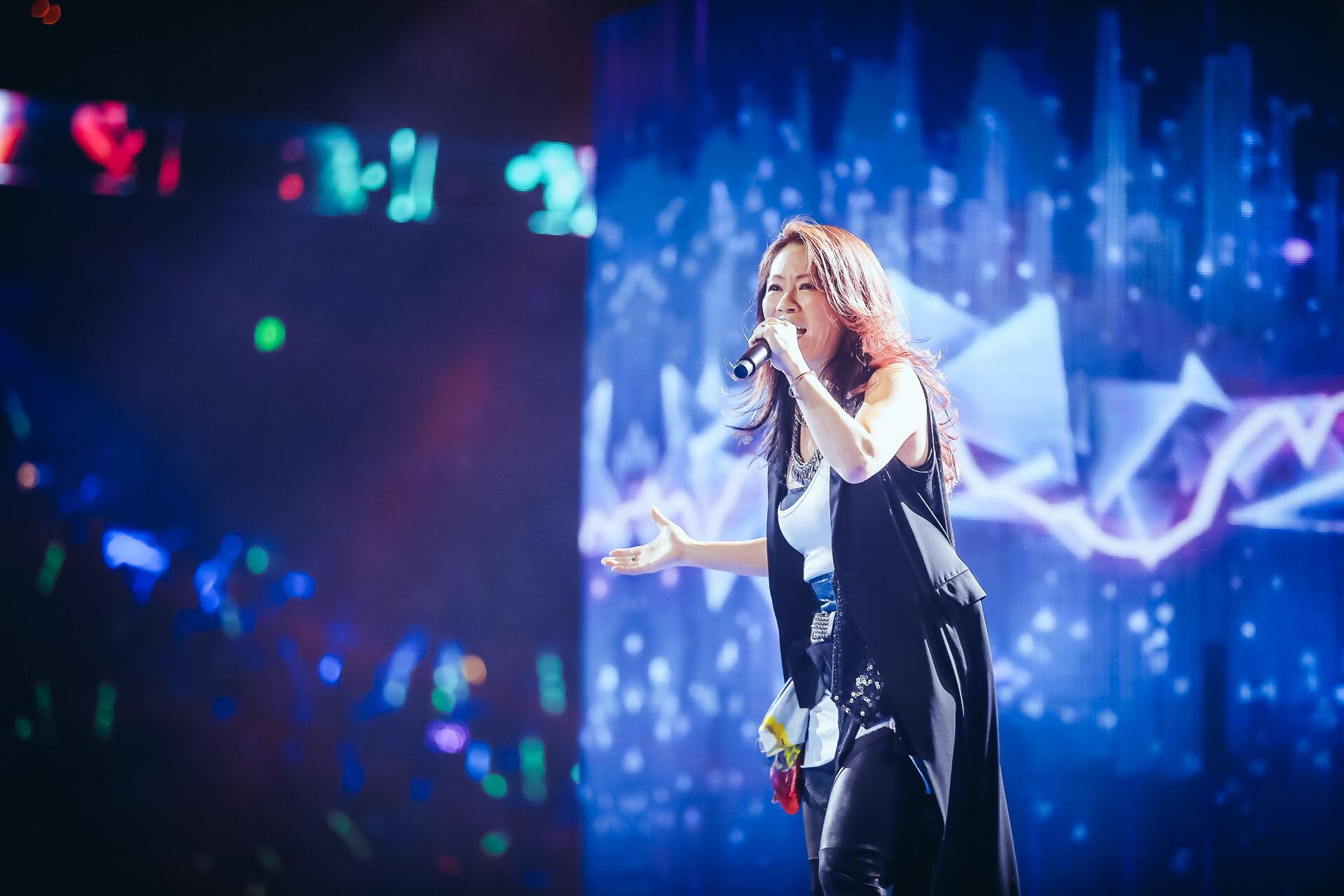 大黑摩季专访:坚持自我,向歌迷传递真正的音乐
