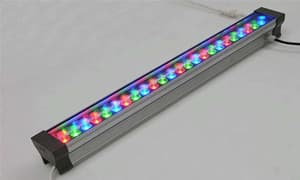 洗墙灯品质鉴定方法