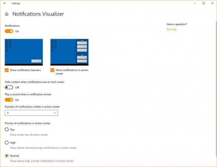 Win10 Build 18932发布:改进眼球控制 优化通知体验的照片 - 9
