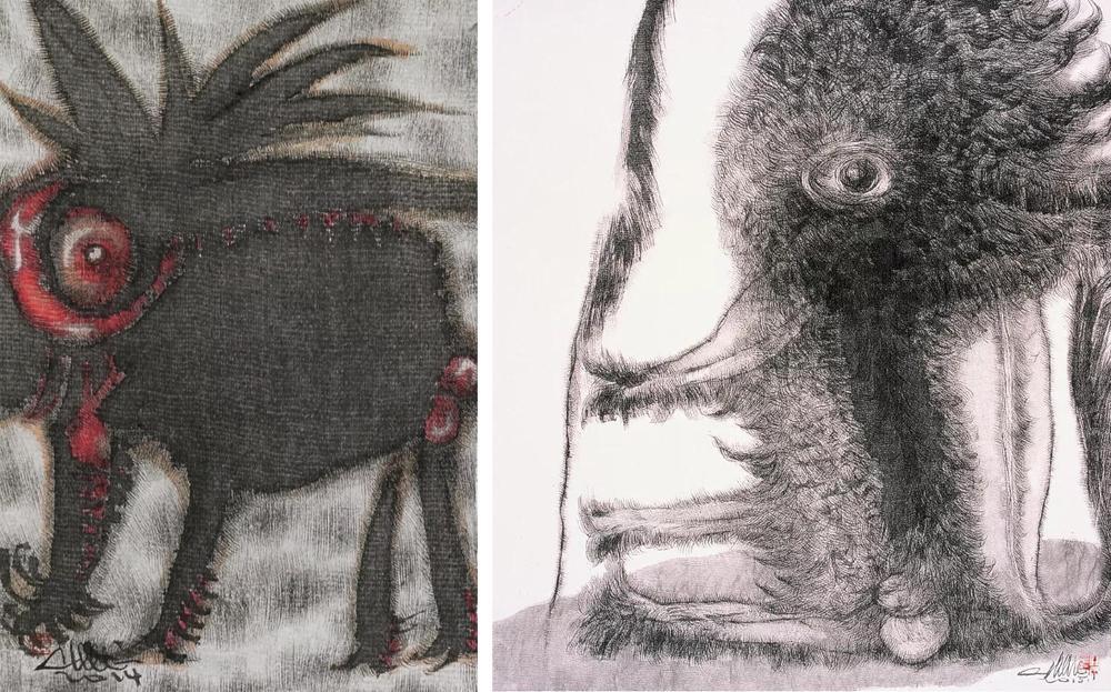 黑·白·空·色|关于 生命与艺术的对话