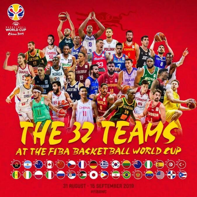 除了中国美国,篮球世界杯还有哪些球队值得一看?