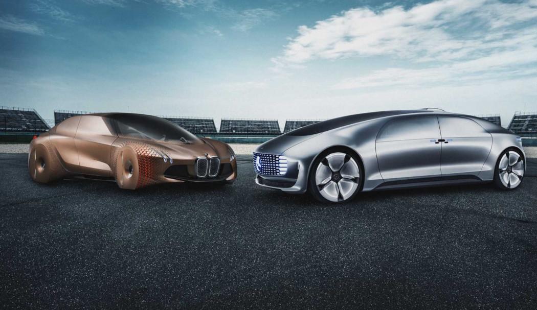 宝马和戴姆勒正在展开自动驾驶方面的合作 签署长期战略合作协议
