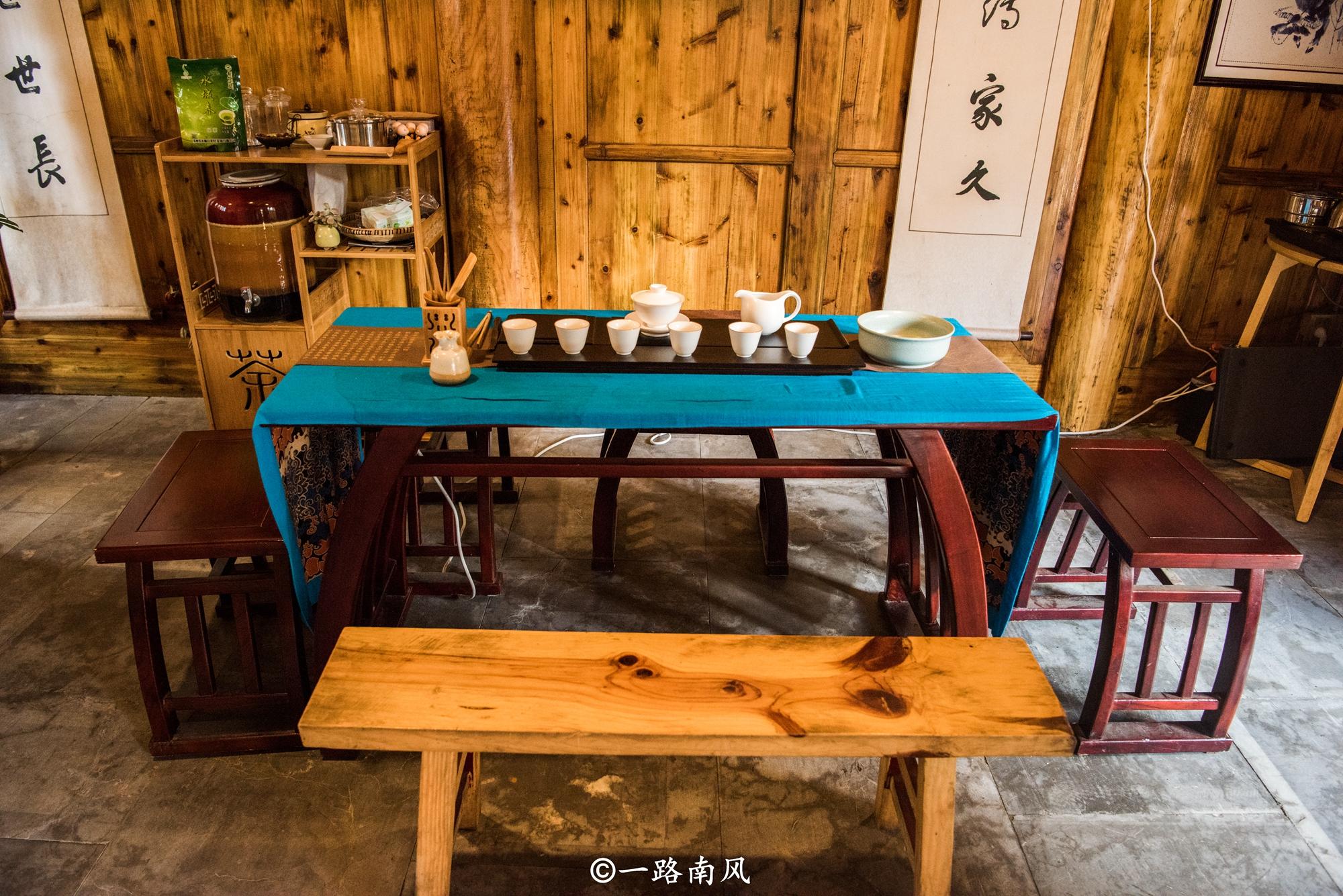 穿越空间之张氏_贵州六盘水的避暑古镇,一直低调地美着,至今少人知道?_水城