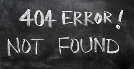 404页面设计技巧
