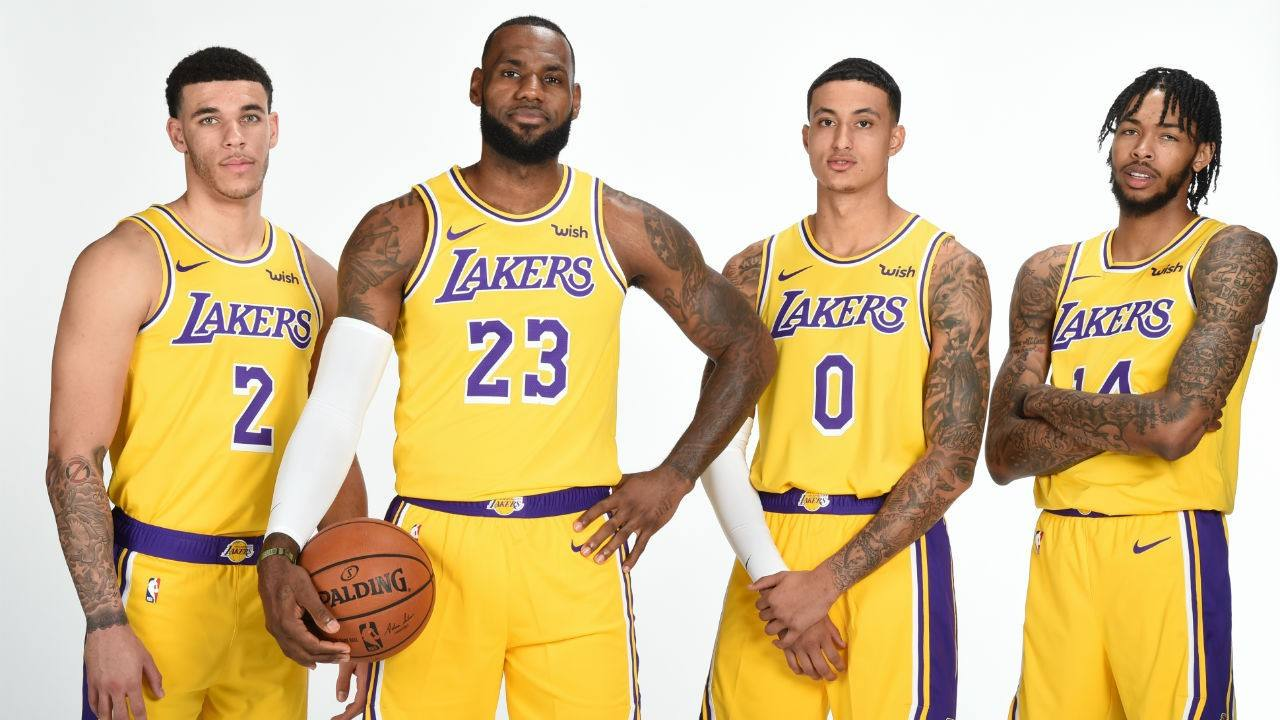 湖人管理层神操作,第三位巨头将加盟洛杉矶湖人