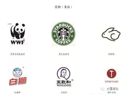 那些高端大气上档次的logo的设计思