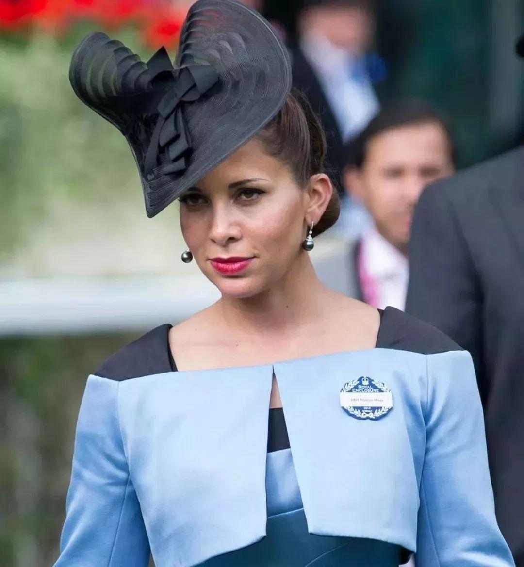 迪拜王妃携2.6亿巨款和两个孩子出逃:王室生活可不是偶像剧