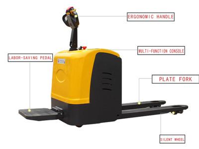 电子助力转向系统对于电动搬运车有什么意义?
