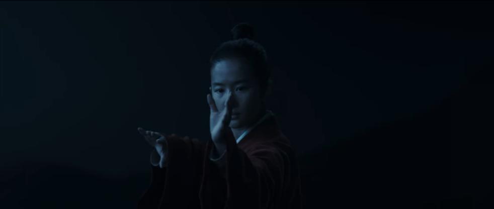 """《花木兰》刘亦菲妆容像日本艺伎?实为古代""""额黄妆""""的照片 - 14"""