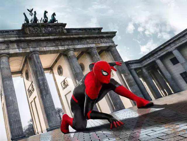 当6.6万哈弗M6遇上蜘蛛侠,硬实力助力英雄梦想!