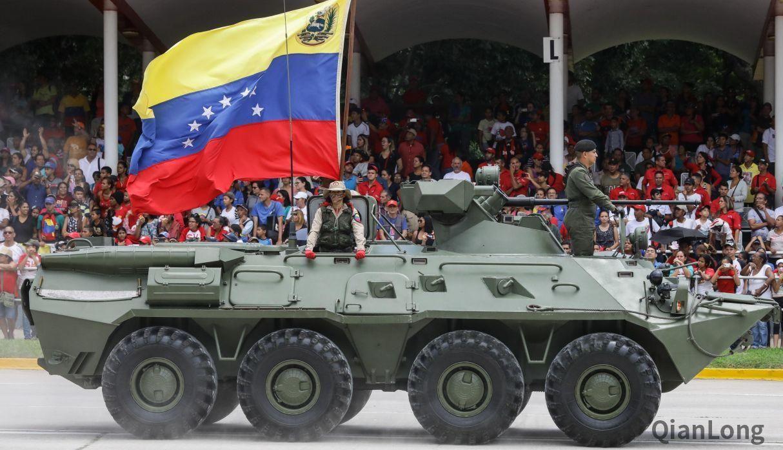 委内瑞拉举行独立208周年阅兵式 中俄武器成为主流装备 图3