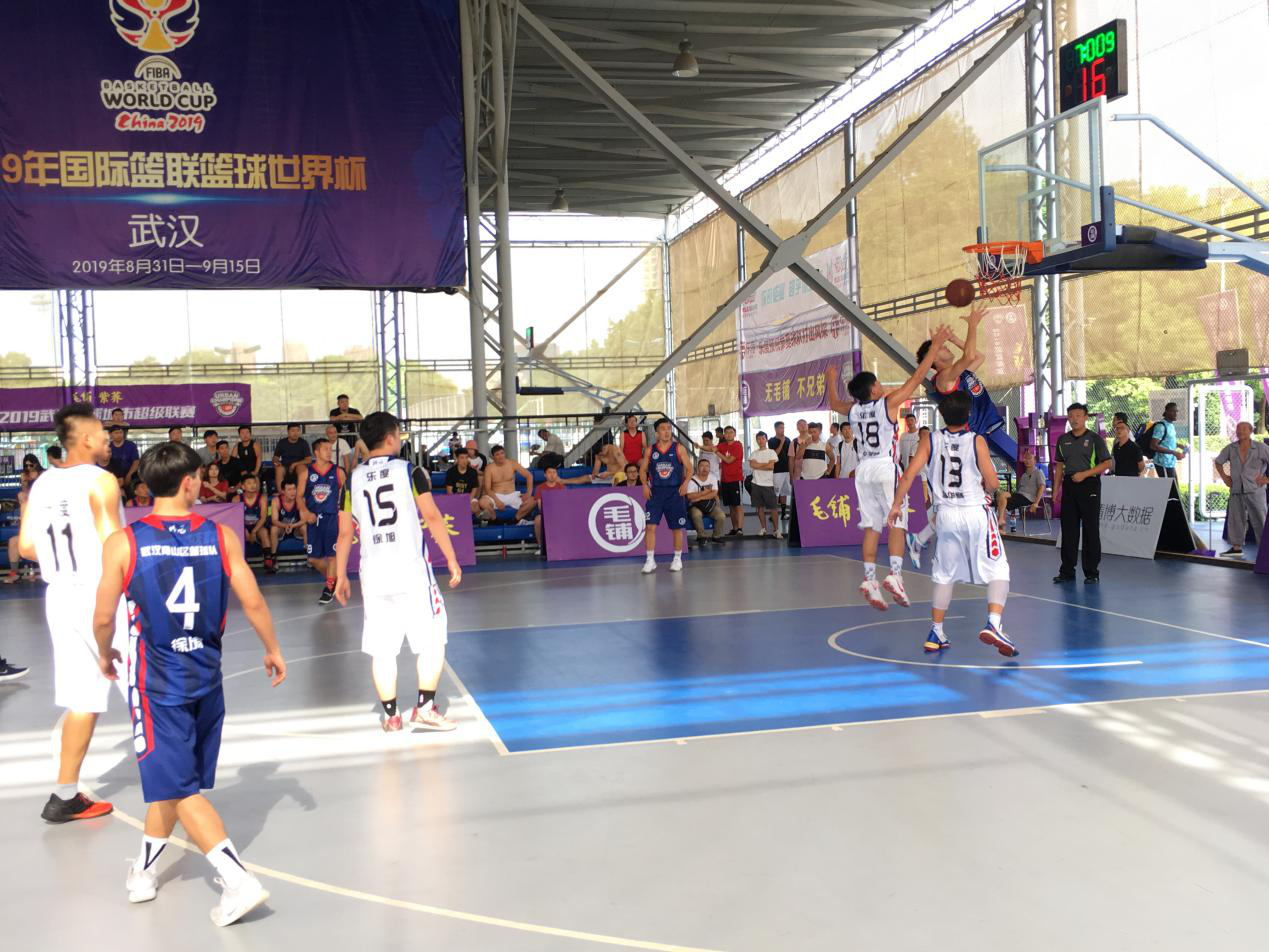 战报 | 汉政联盟险胜、波利斯成功突围,2019武汉篮球