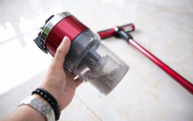 东芝CL1400无线吸尘  颜值高  轻便易用 吸力大