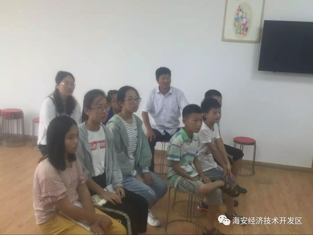 """奔跑海安•七彩的夏日不负青春不负梦,我们一""""童""""成长(一)"""