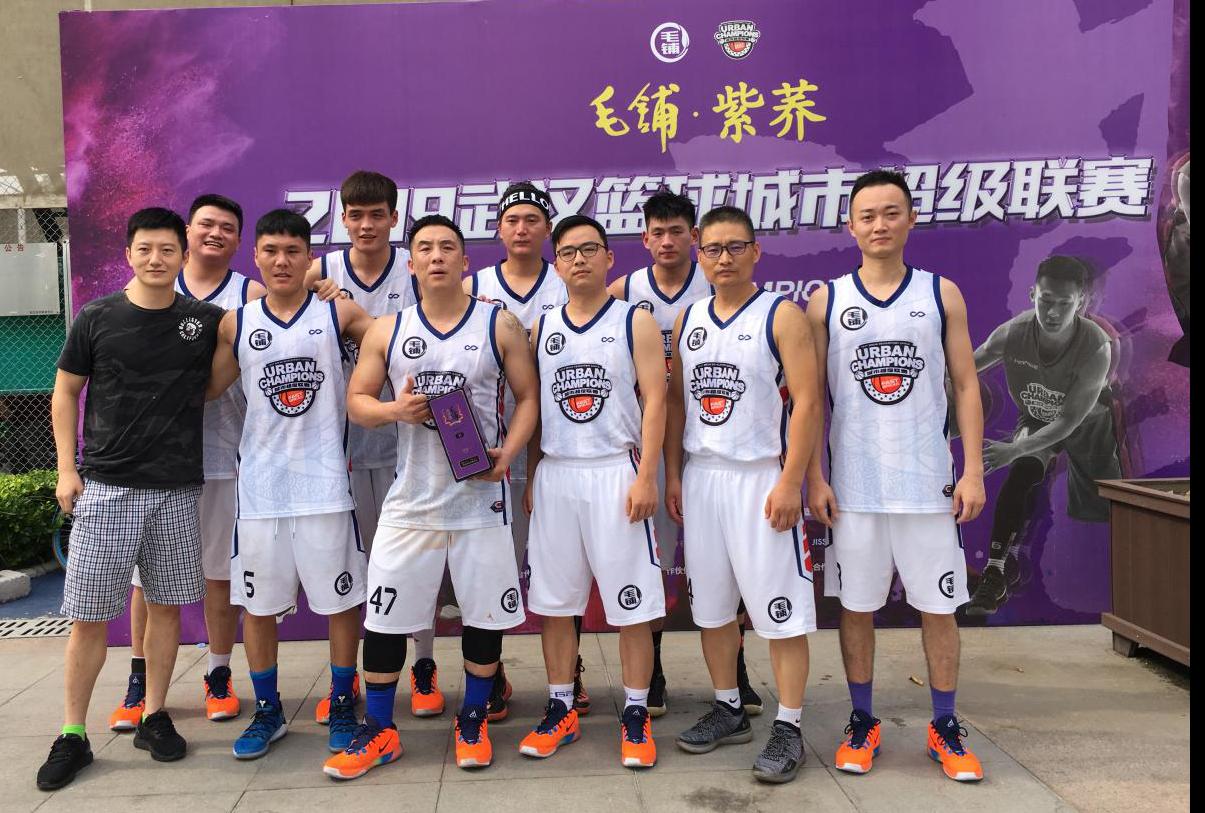 战报 | 汉政联盟险胜、波利斯成功突围,2019武汉篮球城市超级联赛八强诞生