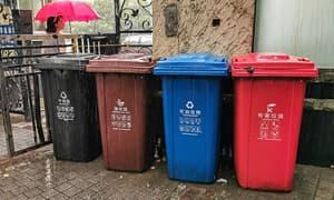 为什么中国这么急着垃圾分类?