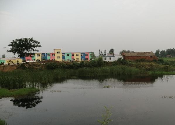 河南正阳傅寨:改善人居环境 建设美丽家园