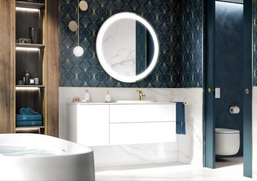 精致卫浴空间 打造富有生活感的体验