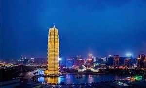 郑州2000多栋楼宇,将在8月被点亮!
