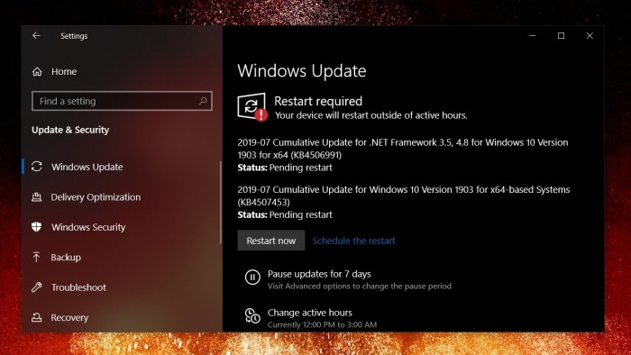 Win10 Build 18362.239发布:修复BitLocker和WMR问题的照片 - 2