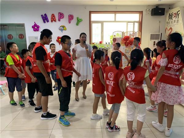 北京:让爱发声,将温暖传递