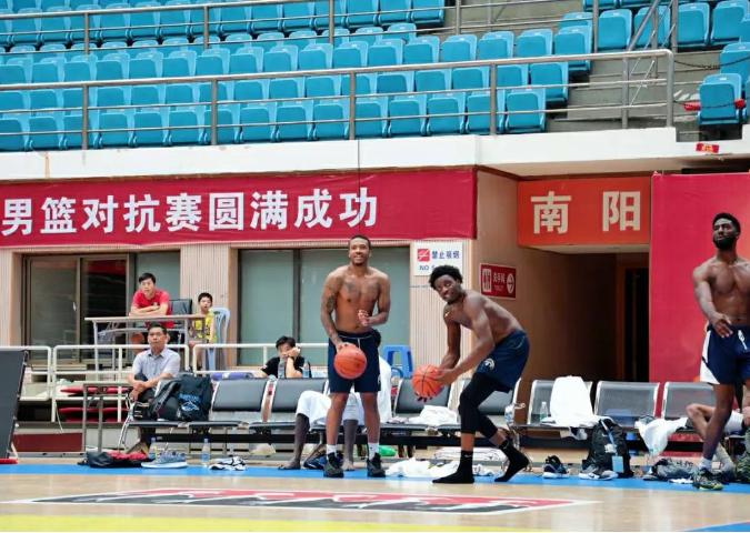 看中美篮球赛,赛前事项早知道
