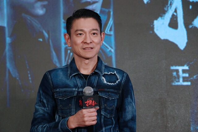 《扫毒2》破6亿 刘德华哽咽谢粉丝大玩土味情话