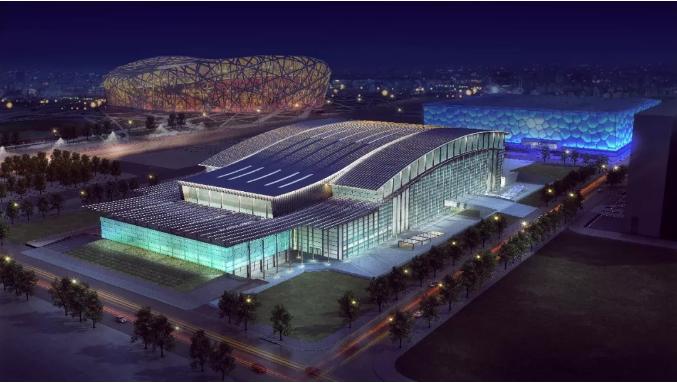 先睹为快 | 国家体育馆将迎来大改造!