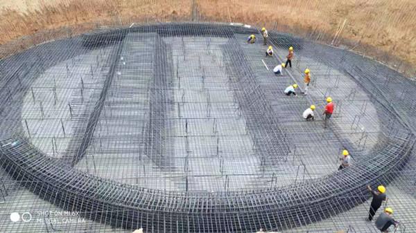 河北建工集团省四建五分公司天瑞卫辉项目部高效施工获表扬
