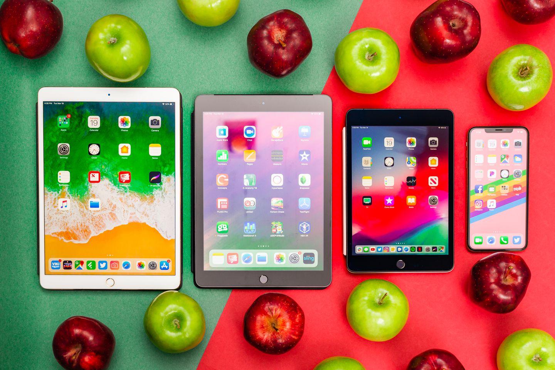 苹果iPad五个新型号入库 屏幕尺寸提升