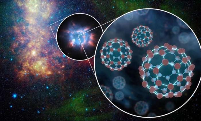 宇宙中的铁都哪了?科学家发现隐藏在碳结构中