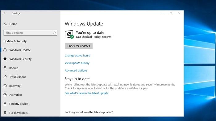 微软修复了Win10 2019五月更新的三个严重bug的照片 - 2