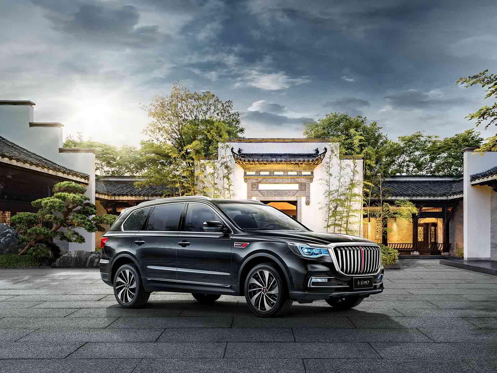 搭载3.0T+8AT动力,红旗HS7上市,国产也有拿得出手的高级SUV!