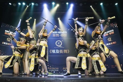 2019 KIDS ARTISTS童舞·中国全球总决赛圆满落幕