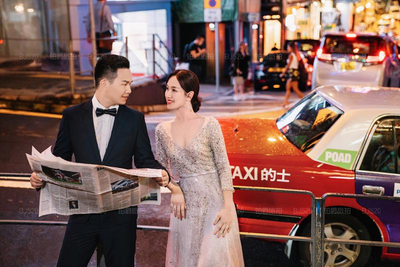 铂爵婚纱选址服务怎么样?香港旅拍婚纱照选哪家?