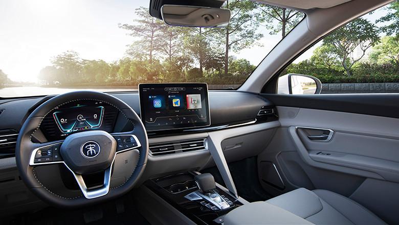 8.98万起售,全新五座SUV—宋Pro上市,燃油、DM、EV各有亮点