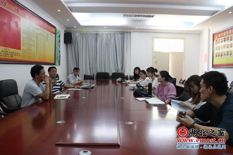"""武汉理工大学""""经准e农""""实践队在湖北省保康市展开了"""