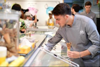 当上海遇上帕尔马 雀巢引入意大利百年冰淇淋品牌安缇亚朵